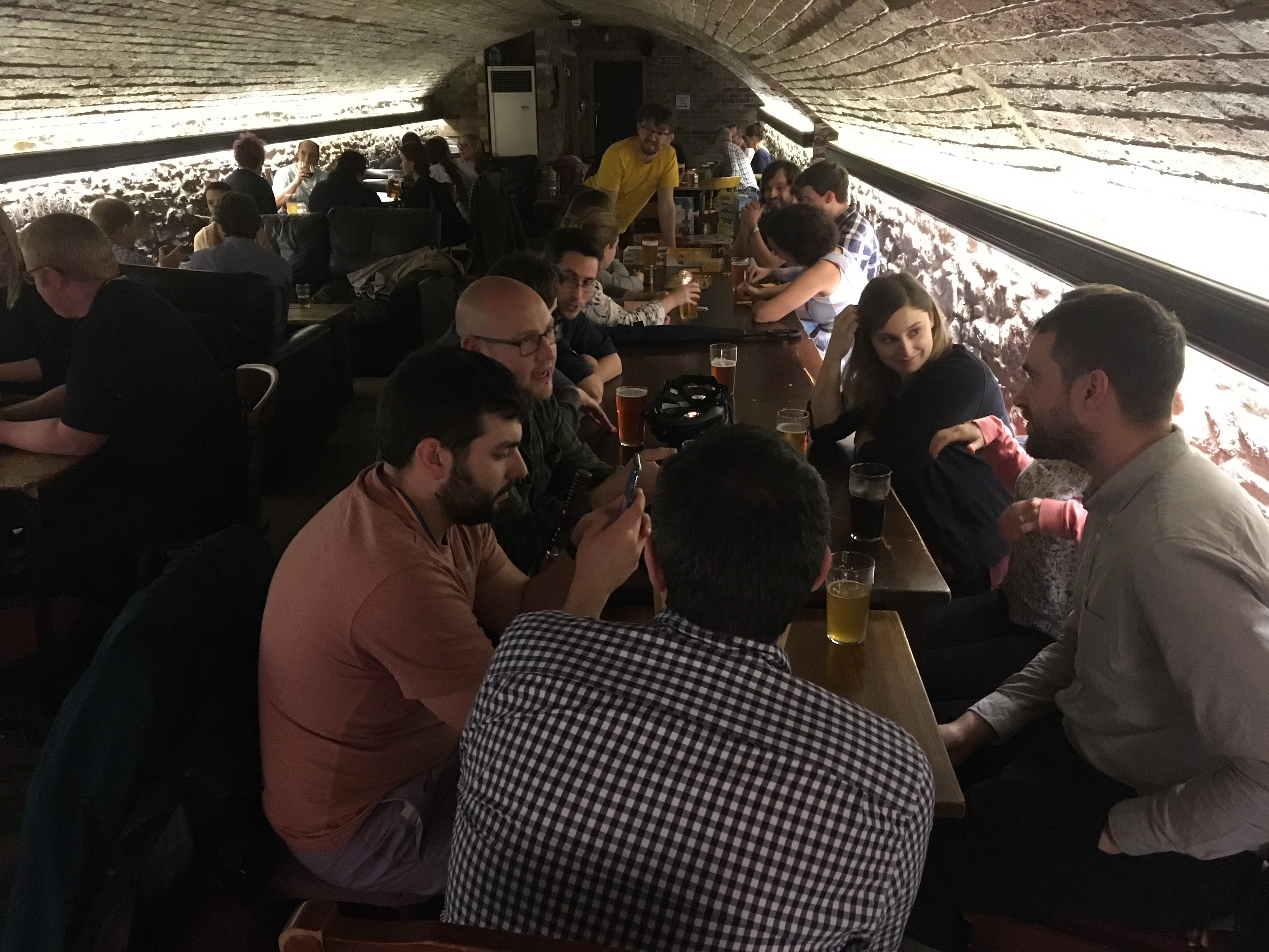Agile in the City: Bristol social evening